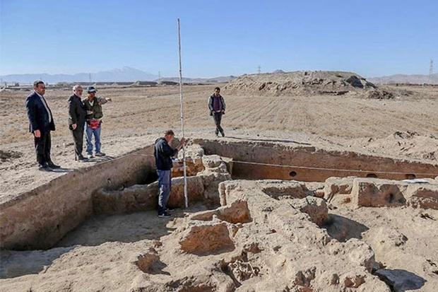 فصل جدید کاوش های باستان شناسی دشت قزوین آغاز شد