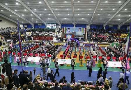 دانش آموزان ورزشکار دختر توانمندی حضوردر مسابقات بین المللی رادارند