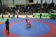 پیروزی تیم هلدینگ فراز قائمشهر در دربی مازنی ها در لیگ کشتی باشگاه های کشور