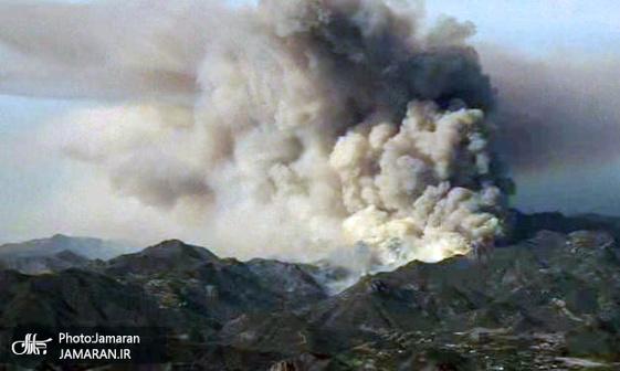 1352 کشته و مفقود در آتش سوزی کالیفرنیا+ تصاویر