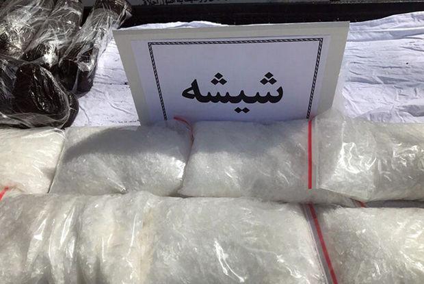 باند توزیع مواد مخدر صنعتی در تربت جام منهدم شد
