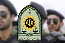 جشنواره ملی نوروزی پلیس در یزد آغاز شد