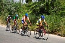 تویسرکان میزبان لیگ دسته یک دوچرخه سواری کشور شد