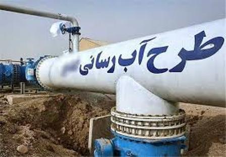 معاون آب و فاضلاب بوشهر:طرح اضطراری تامین آب این استان اجرایی شد