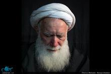 مرحوم آیت الله حاج آقا مرتضی تهرانی(ره) به روایت تصویر