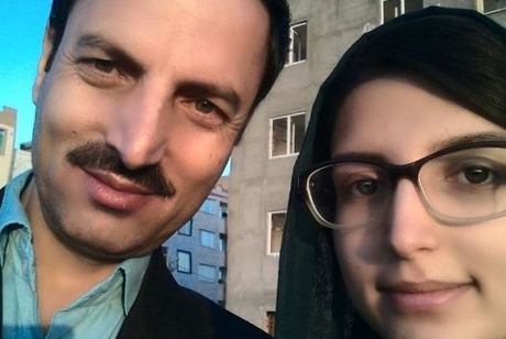 پدر پریسا رفیعی: با توجه به حوادث اخیر زندان ها به شدت نگران جان دخترمان هستیم