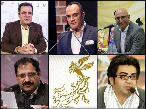 پنج چهره که نشستهای خبری را برگزار میکنند