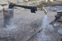 طرح بازسازی شبکه توزیع آب شهر سیریک به بهره برداری رسید