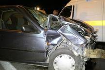 حادثه رانندگی در خرم آباد 2 کشته بر جا گذاشت