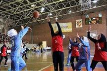 مسابقات بسکتبال جوانان دختر باشگاه های کشور برگزار شد