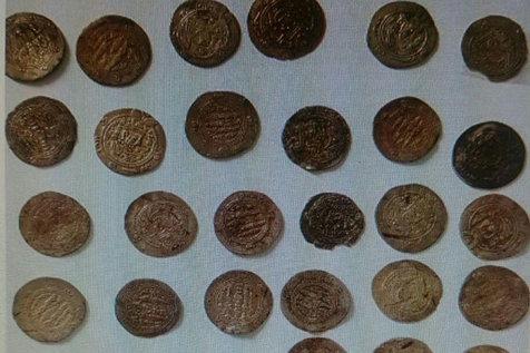 30 سکه ساسانی و سلوکی در فرودگاه کرمانشاه ضبط شد + عکس