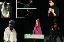 جشنواره نمایش تک گویی در حاجی آباد برگزار شد