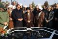 مراسم تجدید میثاق با شهدای انقلاب در ارومیه برگزار شد