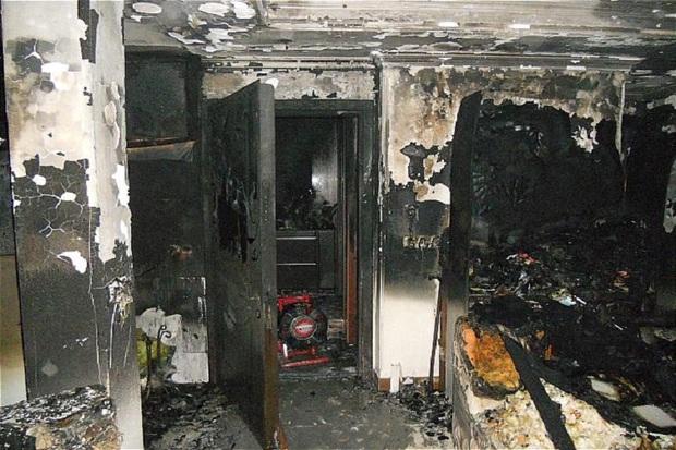 شعله ور شدن بخاری نفتی در مهاباد 2 قربانی گرفت