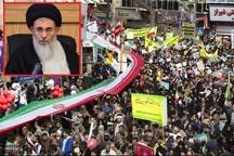 آیت الله دستغیب: حضور گسترده مردم در راهپیمایی، دشمنان را نومید می کند