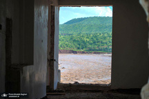 خسارت سیل به بخش «ویسیان» استان لرستان