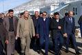 معاون استاندار کردستان با فرماندار پنجوین عراق دیدار کرد