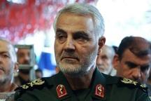 سردار سلیمانی: اگر شهدا نبودند امروز عزت کشور ما پایدار نبود
