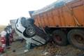 تصادف رانندگی در زنجان سه کشته برجا گذاشت