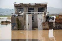 ۲۰ واحد مسکونی در روستاهای قزوین دچار آبگرفتگی شد