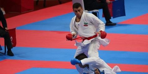 ۴ مدال دانشجویان کاراتهکای ایران در روز نخست قهرمانی آسیا