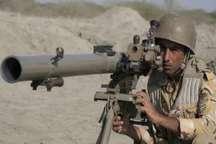 رزمایش بیت المقدس 29 نیروی زمینی ارتش آغاز شد