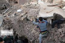 ۵۲۹ مصدوم زمینلرزه در آذربایجانشرقی