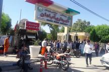 جمعی از کارگران شهرداری آبادان خواستار مطالبات خود شدند