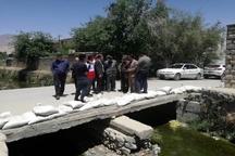 سیل زدگان ایذه مثل سایر نقاط خوزستان مورد توجه قرار گیرند