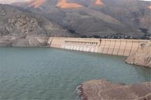 آبگیر سطحی در سدشیرین دره  خراسان شمالی ایجاد می شود