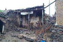 20 روستای بخش مرکزی قزوین در سیل اخیر خسارت دید