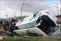 مدعی العموم به حادثه تصادف اتوبوس کرمان –تهران ورود کرد