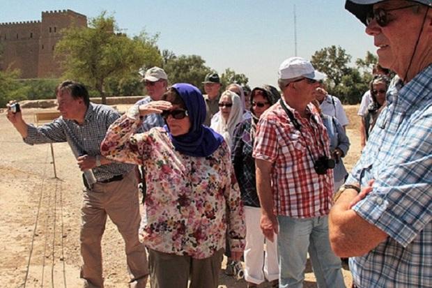 42 مسافر خارجی از جاذبه های گردشگری بوکان بازدید کردند