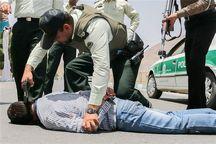 قاتل بهبهانی کمتر از یک ساعت دستگیر شد
