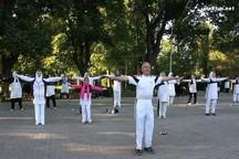 ورزش صبحگاهی در محله های یاسوج توسعه می یابد