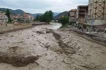 زخم برجای مانده سیل 18 سال قبل برچهره شهرستان نکاء