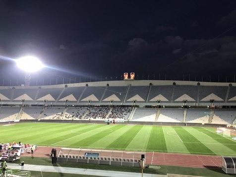 ورزشگاه آزادی در آستانه تحویل به مسئولان AFC/ استیج قهرمانی، آخرین پروژه
