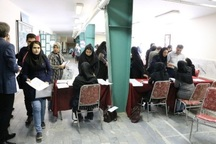 بیش از پنج هزار دانشجوی جدید در این دانشگاه پذیرفته شدند