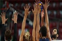 پایان کار والیبال ایران با شکست برابر تیم دوم آمریکا! + تصاویر و آمار