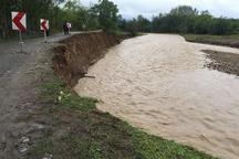 سیلاب شبکه آبرسانی دو روستای خراسان رضوی را مختل کرد