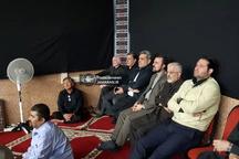 حضور شهردار تهران در مراسم عزاداری اباعبدالله الحسین(ع) ایرانیان مقیم وین + تصاویر