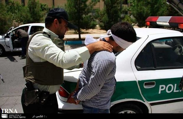 عاملان اصلی تخریب بانکهای شیراز دستگیر شدند