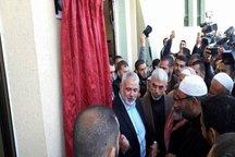 هنیه:مسجدالاقصی قطب نمای مسیر آزادی فلسطین است