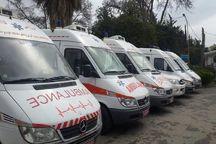 ۲ حادثه در خوزستان با یک کشته و سه مصدوم