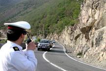 اعمال محدودیتهای ترافیکی در جادههای مازندران