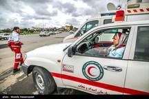 آمادهباش ۹۰ نیروی هلال احمر استان قزوین ۴۰۹ نفر امدادرسانی شدند