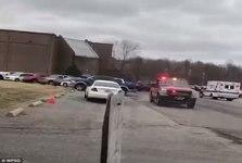 نخستین حمله مرگبار در آمریکا در سال جدید/ تیراندازی در دبیرستانی در کنتاکی