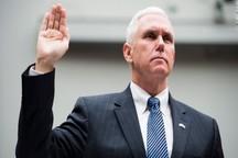 ترامپ مولر را اخراج کند، پنس چهل و ششمین رئیس جمهوری آمریکا خواهد شد