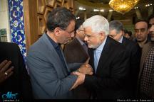 مراسم بزرگداشت پدر دکتر فرجی دانا در دانشگاه تهران