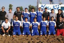 بقای ملوانان در لیگ برتر فوتبال ساحلی قطعی شد